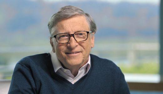 ビル・ゲイツ 環境問題 5つの要因について語る